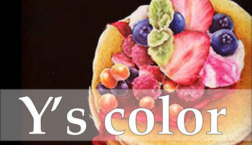Y's color START!